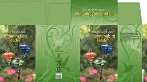 Hummingbird feeder FPO