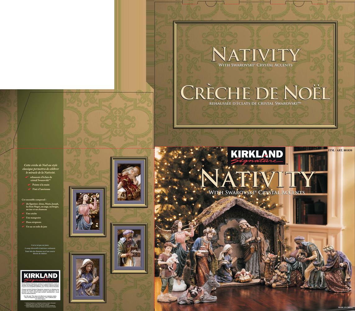 Nativity odonata production